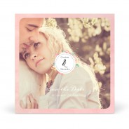 Save The Date Mariage Thème Rose