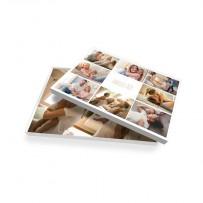Coffret personnalisable pour livre A4