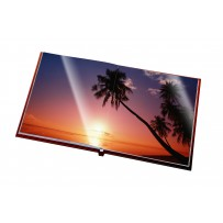 Livre photo Premium 30x30 - papier Brillant