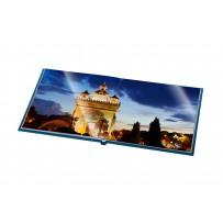 Livre Premium A4 paysage - papier Brillant