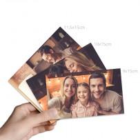 Tirages photo 9x15 cm, 10x15 cm ou 11,5x15 cm