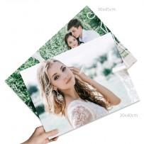 Tirages photo 30x40 cm ou 30x45 cm